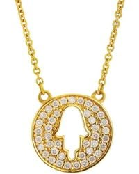 Alexis Danielle Jewelry - Protection Necklace - Lyst