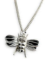 Will Bishop Sterling Silver Bee Charm s7hlVQrXY8