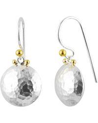 Gurhan - Lentil Drop Earrings - Lyst