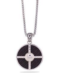 MARCOS DE ANDRADE - Ancient Shield Necklace - Lyst