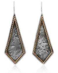 Katarina Cudic - Layered Earrings - Lyst