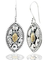 Deni Jewelry - Geometry Earring - Lyst