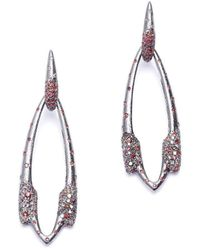 Suciyan | All Come From One Sterling Silver Gemstone Drop Earrings | Lyst