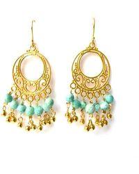 Radha - Island Breezes Earrings - Lyst