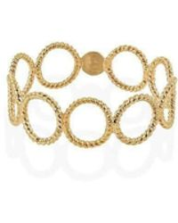 Christina Soubli - Basic Tattoo Round Ring - Lyst