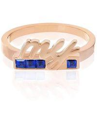Maria Kovadi Fine Jewellery - My Ring - Lyst