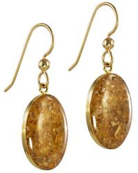 Dune Jewelry - Gold Sandrop Earrings - Large - Lyst
