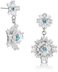 Elaine McKay Jewellery - Duo Drop Earrings - Lyst