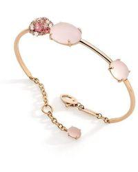 Brumani - Baobab Bubbles Bracelet In Rose Gold - Lyst
