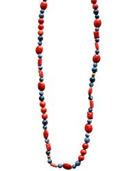 Lucy and Penny - Ingrid Stone Necklace - Lyst
