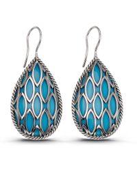 HERA - Pear Drop Theya Earrings - Lyst