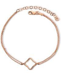 Maviada - Bodrum Vermeil Rose Gold Bracelet Small - Lyst