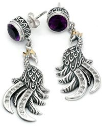 Deni Jewelry - Phoenix Stud Earrings - Lyst