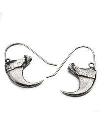 Meltdown Studio Jewelry - Bobcat Claw Earrings - Lyst