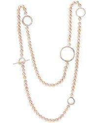 Erin Cox Jewellery - Serendipity Wrap Necklace - Lyst