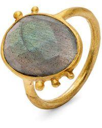 Donatella Balsamo | Amazonia Blue Ring | Lyst