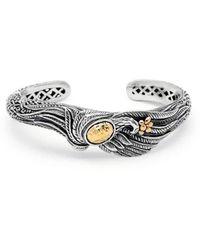 Deni Jewelry - Phoenix Kick Cuff Bracelet - Lyst