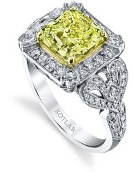 Harry Kotlar - Radiant Cut Ring - Lyst