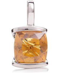 MANJA Jewellery - Valentine Citrine Earrings - Lyst