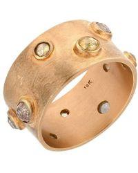 Bavna - The Amayra Ring - Lyst