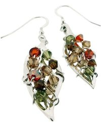Rachel Helen Designs - Sterling Silver Four Seasons Earrings - Lyst