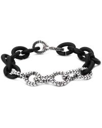 X Jewellery - Zip Eternity Bracelet - Lyst