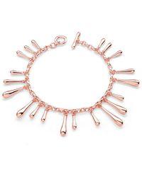 Lucy Quartermaine Dancing Drop Bracelet odcDbr8w3