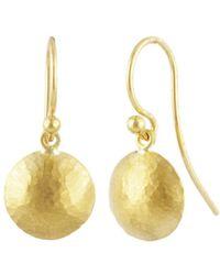 Gurhan - Medium Lentil Drop Earrings - Lyst