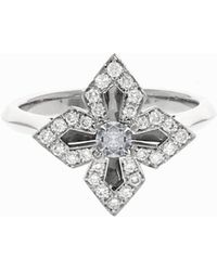 Flavie Michou - Spear Ring - Lyst