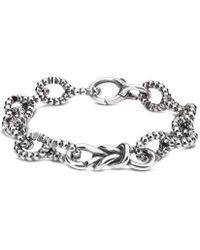 X Jewellery - Love Chords Bracelet - Lyst