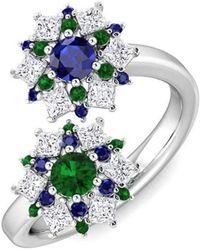 Gunjan Bhandari - Floral Ring - Lyst