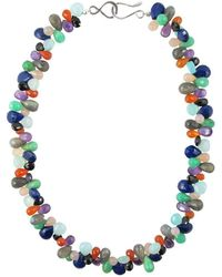 Katie Bartels Jewelry | Rufina Necklace | Lyst