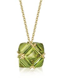 Paolo Costagli New York - Peridot Very Pc Pendant Necklace, Grande - Lyst