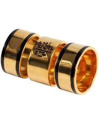 Qiyada Jewelry - Qiyada Logo Spiral Ring - Lyst