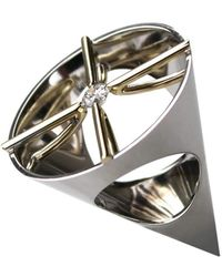 The Inspired Collection - What's The Point Ring - Lyst