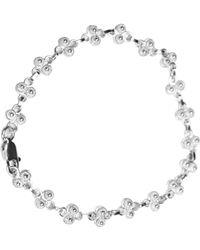 Agora Jewellery - Filigree Maka Bracelet - Lyst