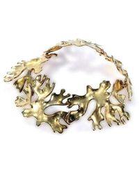 Serena Fox - Marine Gold Vermeil Bracelet - Lyst