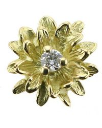 Ehinger Schwarz 1876 - Diamond Flowers Daisy Pendant - Lyst