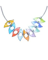 Just Kenzie Jewelry - Wildcat Necklace - Lyst