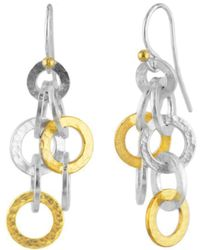 Gurhan - Hoopla Infinity Multi-layered Drop Earrings - Lyst