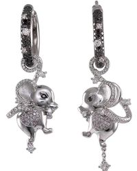 LO COCO AND KUBPART - Speedy Mimmy Earrings - Lyst