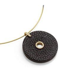 Nitsa Rona - Millstone Necklace - Lyst