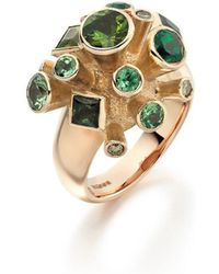 Justin Richardson - Red Gold Explosion Ring - Lyst