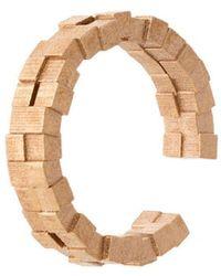 Lumitoro - Cubii Ring 2.2 Mini Raw Bronze - Lyst