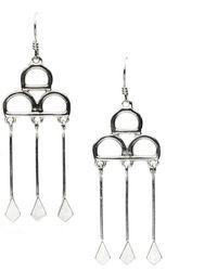 Meltdown Studio Jewelry - Rain Cloud Earrings - Lyst