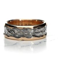 Mark Lloyd Jewellery - Vulcan Ring - Lyst