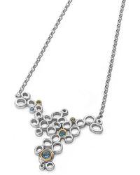 Charmian Beaton Designs - Cascading Bubbles Pendant - Lyst