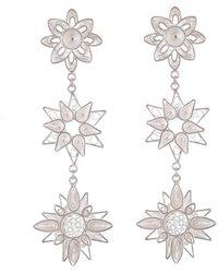 Vanilo - Lea Earrings - Lyst