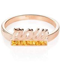 Maria Kovadi Fine Jewellery - Now Ring - Lyst