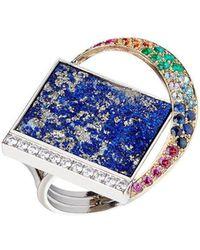 Jaime Moreno Designer Jewelry - Arco Iris Sobre El Mar - Lyst